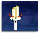 vertical axis wind turbine VAWT